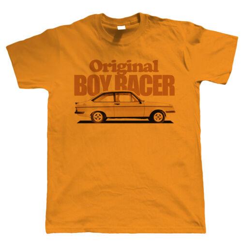 Gift for Dad Mk2 Escort RS2000 Original Boy Racer Mens T Shirt