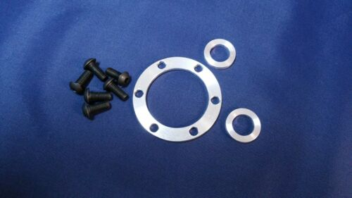 MTB Tools Adapter Set For a 12mm x 142mm Rear Hub to 148mm Boost Application