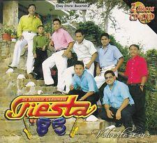 Fiesta 85 Volverte A Ver CD+DVD Caja De Carton New
