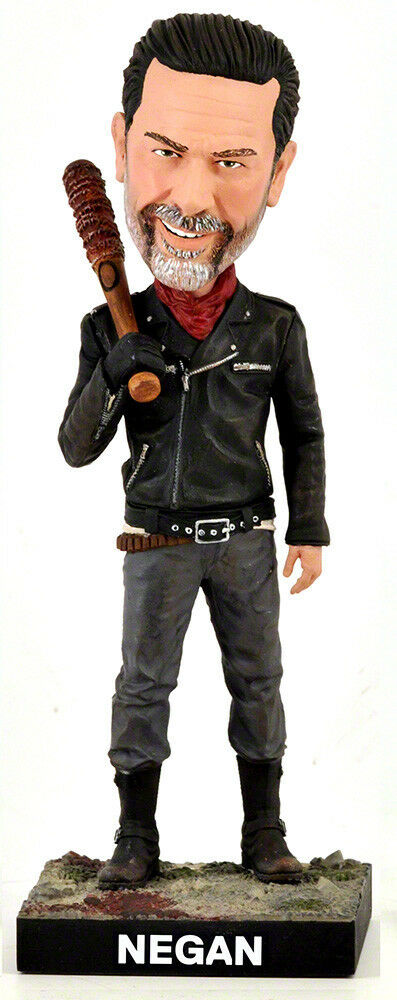 Bobblehead The Walking Dead Negan With Lucille 8   - BRAND NEW