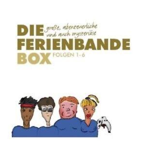 DIE-FERIENBANDE-DIE-FERIENBANDE-BOX-7-CD-NEU