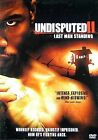 Undisputed II: Last Man Standing by New Line Cinema Corporation (DVD video, 2007)