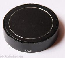 Metal for Nikon F Mount Rear Lens Cap - Made in Japan - USED V688