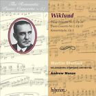 Adolf Wiklund: Piano Concertos Nos. 1 & 2; Konsertstycke (CD, May-2012, Hyperion)