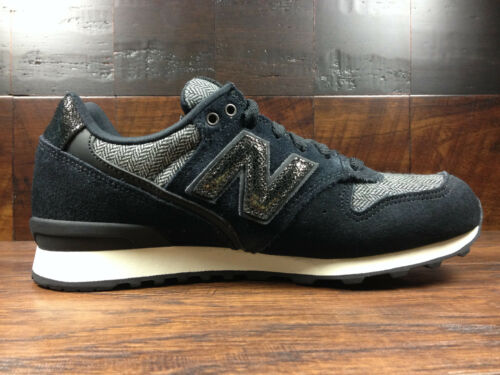 CAPSULE Collection TWEED Wmns 6-10 BLACK // GREY New Balance Womens WL696NTB
