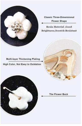 Flower Ohrringe Doppel Ohrstecker Blume Silber Filigran Boho Ear