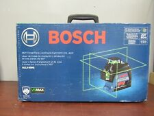 Bosch 200 360 3 Plane Leveling Amp Alignment Line Laser Gll3 300g Visimax New14b