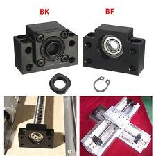 2pcs BK12 BF12 Ball Screw End Supports for Ball Screw SFU1605 CNC XYZ Parts