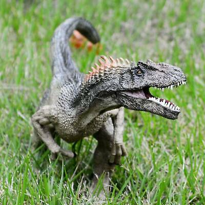 Kids Realistic Dinosaurs Allosaurus Figure Animal Model Toy C1P6