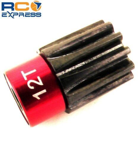 Hot Racing Long 12T Steel 24P Pinion Gear 5mm NSG412L
