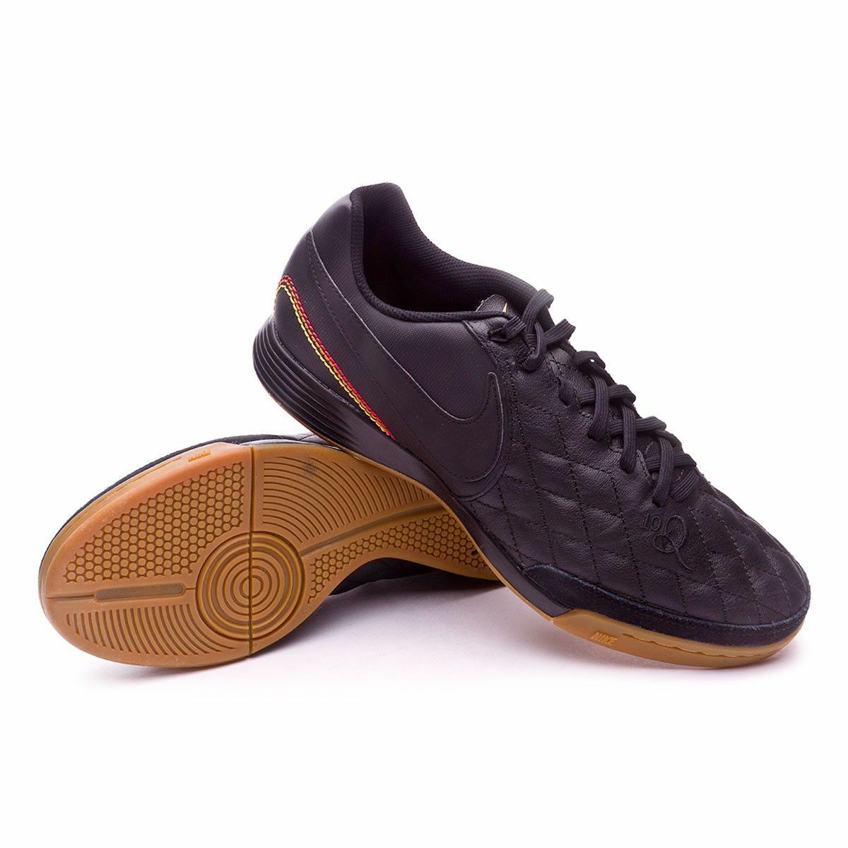 3142a70b3 NIKE TIEMPO LIGERA IV 10R IC INDOOR RONALDINHO MEN With BOX NEW SOCCER  notwlt2460-Athletic Shoes