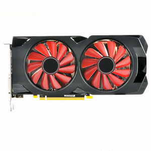 XFX-AMD-Radeon-rx580-2048sp-4gb-ddr5-PCI-Express-Grafikkarte-DP-DVI-HDMI-US
