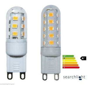 About Bulb Energy A Saving Led 2 Or 3 Capsule Searchlight G9 Watt Details Rating Eco nvN0wy8PmO