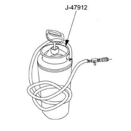 FUEL SYSTEM PRIMER PUMP OTC-J-47912 Brand New!