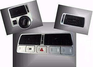 VW-GOLF-4-IV-Set-alu-Bocchette-d-039-aria-Air-vents