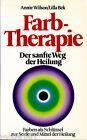 "Wilson / Bek - "" terapia del color - el liso a la Heilung "" (1989) - tb"