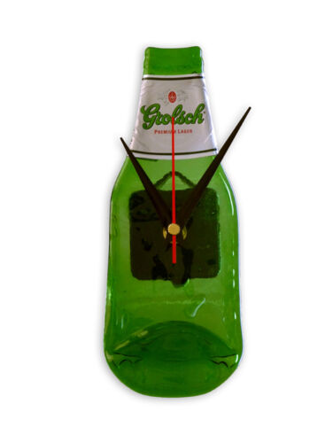 Grolsch Bottle Wall Clock - Ideal Drinking Gift Christmas Present