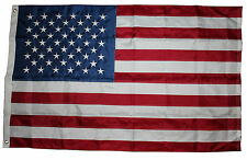 USA Fahne mit 50 gestickte Sterne, US Flag embroidered stars, Size 150x90 cm NEW