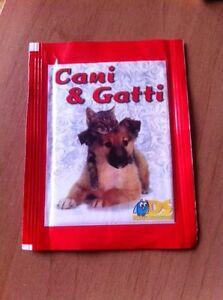 EVADO-MANCOLISTE-FIGURINE-CANI-E-GATTI-0-20-cad-DS-1997-vedi-lista