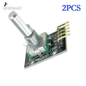 2PCS Rotary Encoder Module Brick Sensor Development Board For Arduino