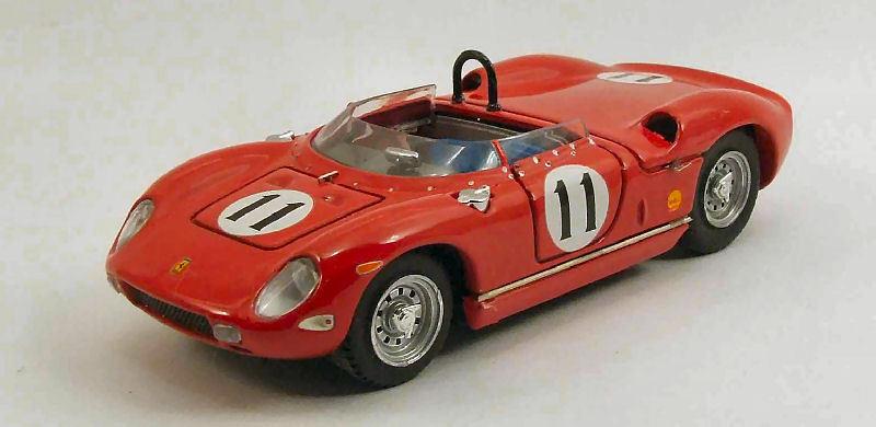 Ferrari 250 P  11 Riverside 1963 J. Surtees 1 43 Model 0251 ART-MODEL