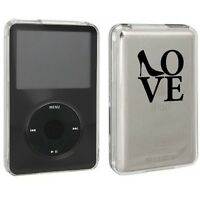 For Apple Ipod Classic Hard Case Cover 80 120 160gb Love High Heel Shoes