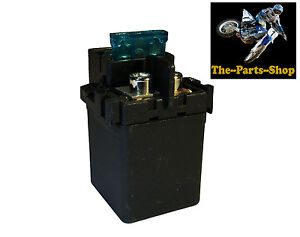 Image Is Loading ELECTRIC STARTER RELAY SOLENOID HONDA CRF 250X PC