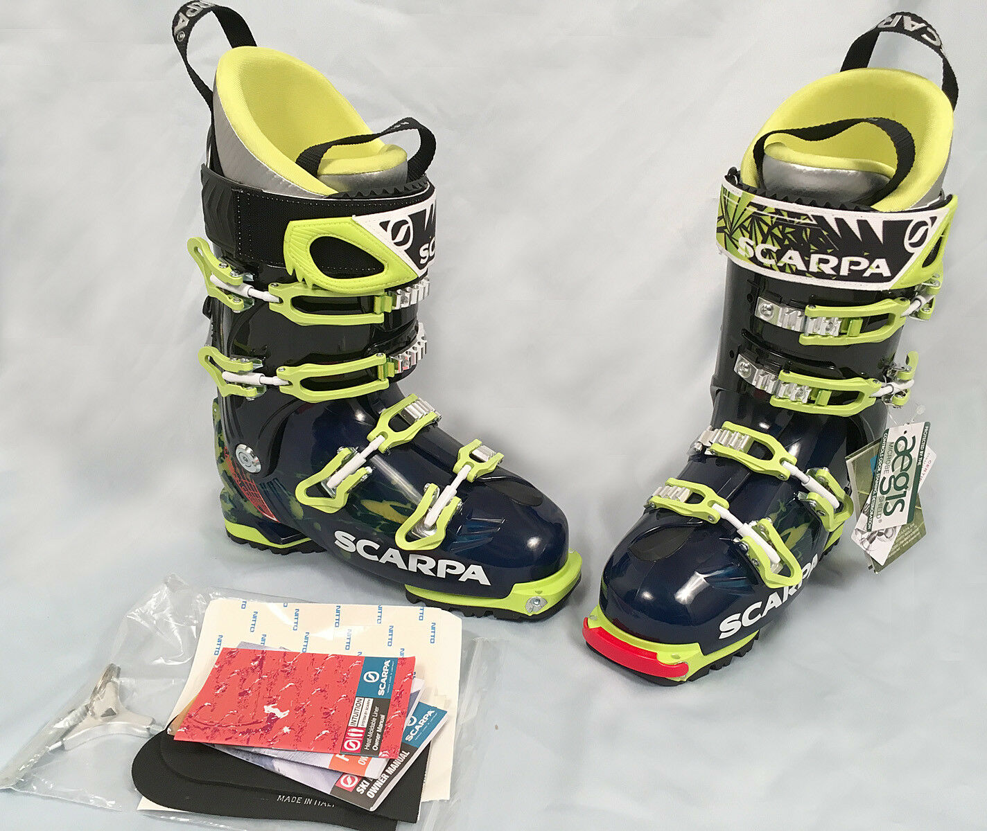 NEW  779 Scarpa Freedom SL Alpine Touring  Ski Boots   Mens  Size Mondo 26  cheap