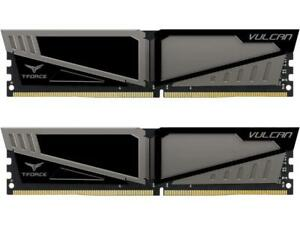 Team T-Force Vulcan 16GB (2 x 8GB) 288-Pin DDR4 SDRAM DDR4 2400 (PC4 19200) Desk