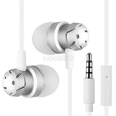 Turbo 3.5mm In ear Stereo Headphone Headset Super Bass Music Earphone Earbuds HW