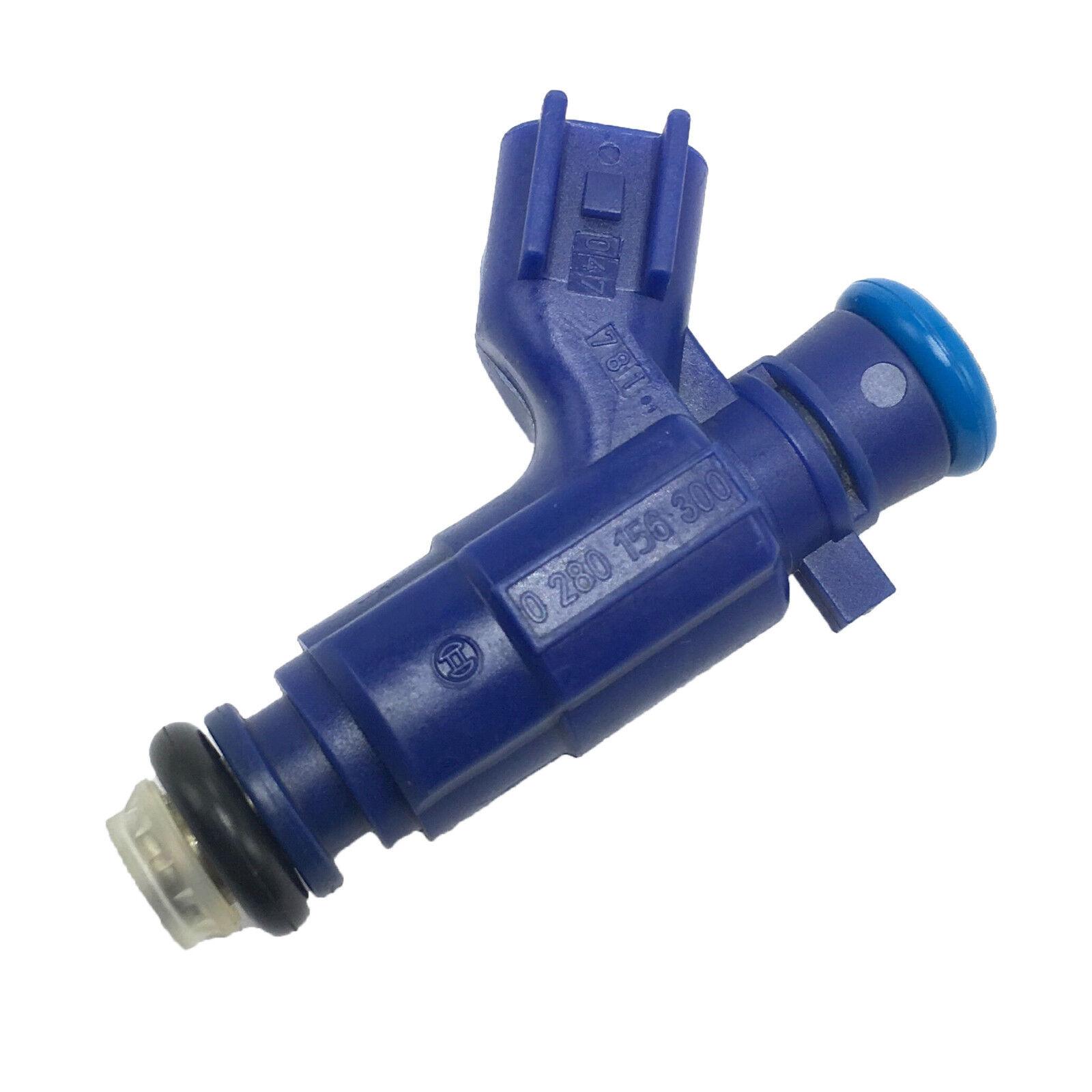 6x Fuel Injectors 0280156300 For Chevrolet Malibu Suzuki Pontiac 3.6L 92068193