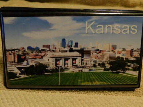 Elongated Pressed Penny Souvenir Album Book Kansas