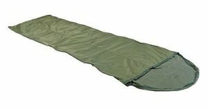 Olive-Green-or-Grey-Bivi-Bag-Goretex-Sleeping-Bag-ARMY-Cover-GRADE-1
