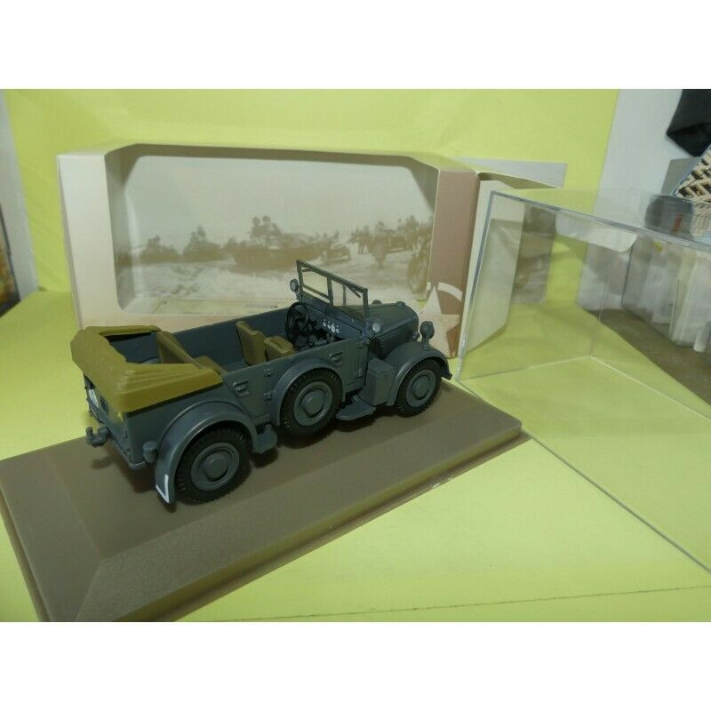 HORCH HORCH HORCH Kfz.15 MILITAIRE ATLAS N°029 1 43 99aaa9