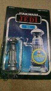 Le retour de Jedi Fx-7 par Ken Star 1983 Vintage Nien Nunb Hong Kong 48 Retour