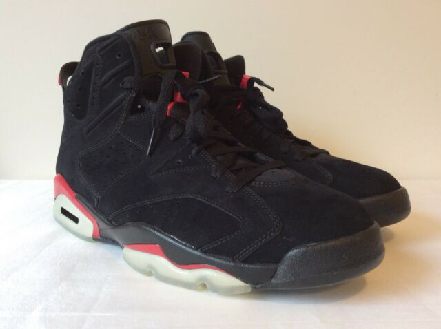 best loved e6396 b9dee 2010 Nike Air Jordan VI 6 Retro Black Red Bred 11
