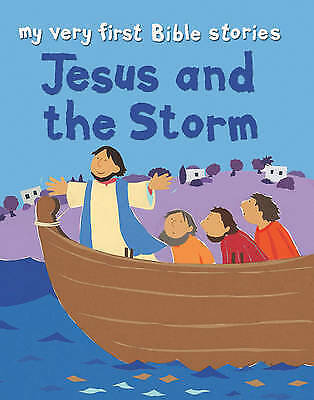Jesus and the Storm by Lois Rock (Paperback, 2011)