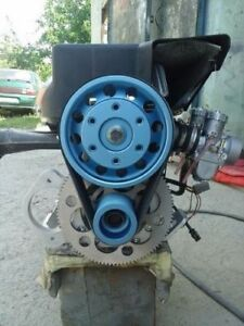 Details about Reduction drive for Rotax 503   582 engines, Arctic Cat inc