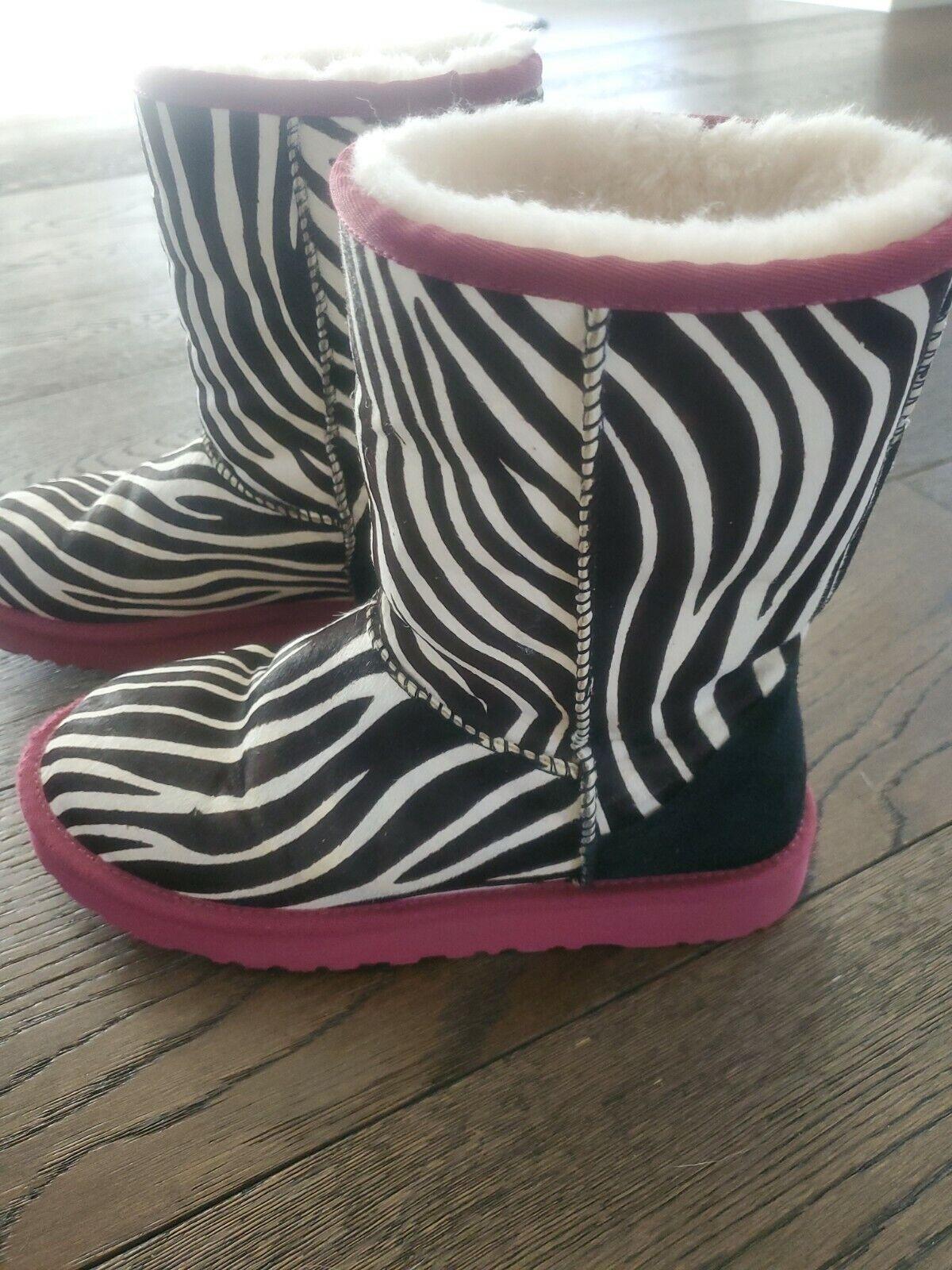 UGG Zebra Boots - image 2
