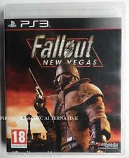 OCCASION jeu FALLOUT NEW VEGAS sur playstation 3 PS3 francais action combat game