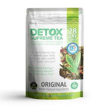 Detox Supreme Weight Loss Probiotic Tea 28 Days helps with weight loss burns fat