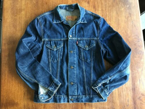 1960's-'71 Vintage Levi's jacket XL