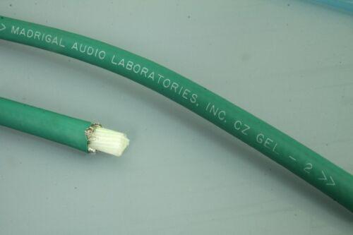 "Mark Levinson jede Länge NEU Madrigal /""CZ GEL-2/"" NF interconnect Kabel cable"