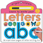 Learn to Write Your Letters by Priddy Books (Hardback, 2004)