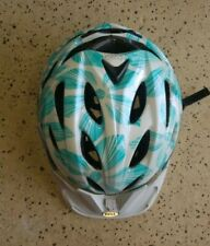 BELL CONNECT ADULT BICYCLE BIKE HELMET Teal Green AGES 14 Easy Dial Adjustment