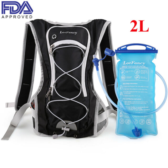 Water Bladder Hydration Bag Camelback Backpack Water Storage For Hiking Camping