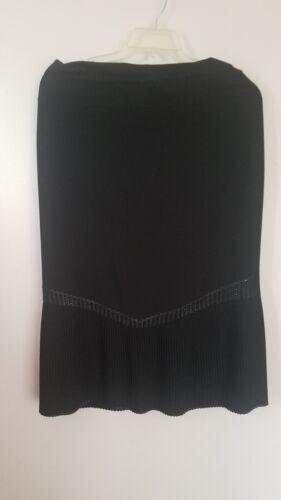 In Skirt Black Turkey European Size New Made 46 5YRqfx6dw