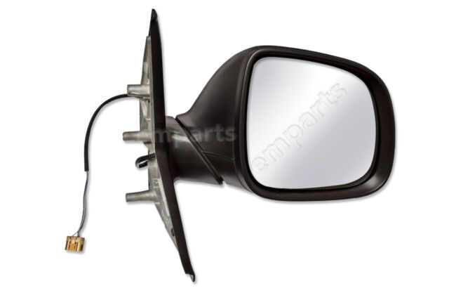 VW T5 Caravelle 2010-2016 Door Mirror Electric Black O//S Driver Right
