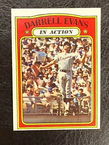 1972-Topps-Darrell-Evans-In-Action-Card-172-NM-MT-Very-Nice-Atlanta-Braves